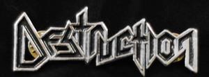 """Destruction - Logo 2"""" Metal Badge Pin"""