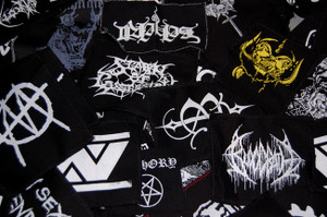 Printed Patches Grab Lot of 20