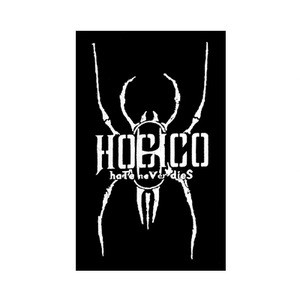 "Hocico Spider 5x4"" Printed Patch"
