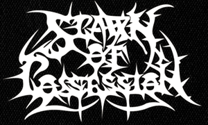 "Spawn of Possession Logo 6x4"" Printed Patch"