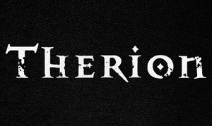 "Therion Logo 5x3"" Printed Patch"