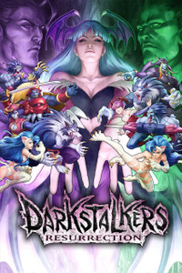 """Darkstalkers Resurrection 12x18"""" Poster"""