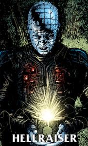 "Hellraiser Comic 12x18"" Poster"