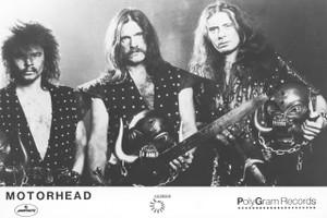 "Motorhead 12x18"" Poster"