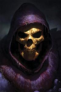 "Skeletor 12x18"" Poster"