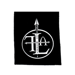 "Front Line Assembly  Logo 5x5"" Printed Patch"
