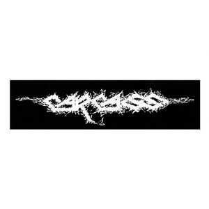 """Carcass - Old Logo 7x1.5"""" Printed Patch"""
