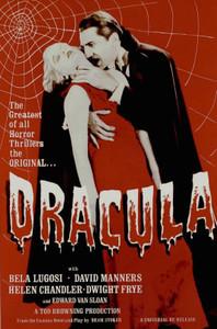 "Dracula Movie 24x36"" Poster"