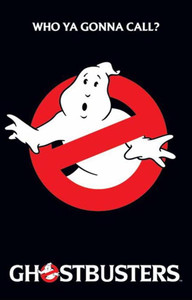 """Ghostbusters Who Ya' Gonna Call? 24x36"""" Movie Poster"""