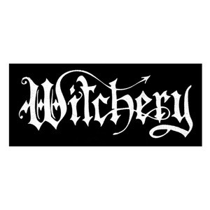 "Witchery Logo 10x5"" Printed Patch"