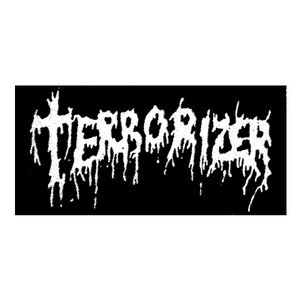 "Terrorizer Logo 6x3"" Printed Patch"