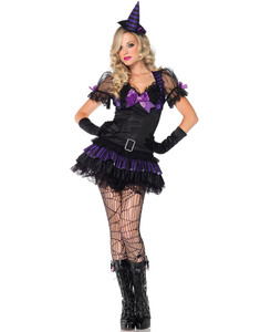 Black Magic Babe Halloween Costume