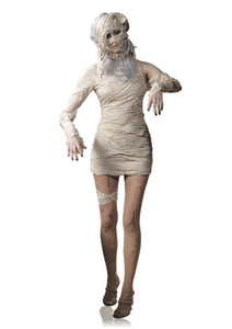 Egyptian Mummy Halloween Costume