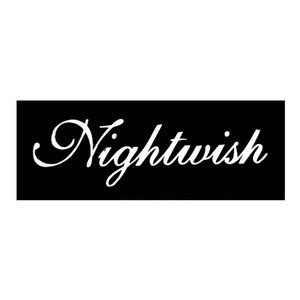 "Nightwish Logo 8x3"" Printed Patch"