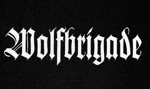 "Wolfbrigade Logo 5x3"" Printed Patch"