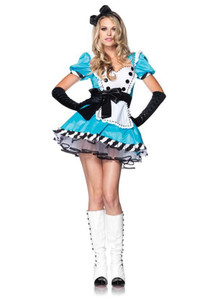 Charming Alice Halloween Costume