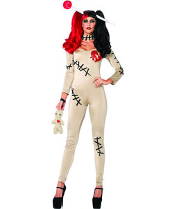 Voodoo Doll Halloween Costume