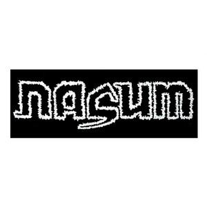 "Nasum Logo 6x3"" Printed Patch"