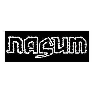 "Nasum - Logo 6x3"" Printed Patch"