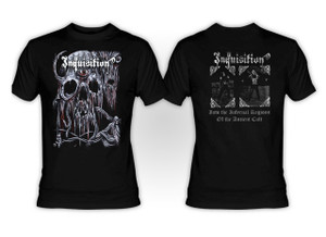 Inquisition Into the Infernal Region T-Shirt