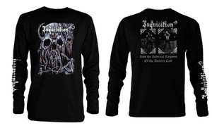 Inquisition Into the Infernal Region Long Sleeve T-Shirt