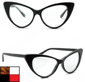 Classic Cat Eye Glasses