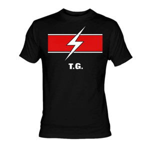 Throbbing Gristle - Logo T-Shirt