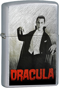 Bela Lugosi Dracula Chrome Lighter