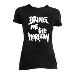 Bring Me the Horizon - Logo Blouse T-Shirt