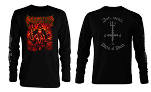 Dissection Maha Kali Long Sleeve T-Shirt **LAST IN STOCK** HURRY!