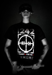 Front 242 - Tyranny For You T-Shirt