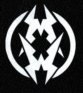 """Municipal Waste - Logo 5x6"""" Printed Patch"""