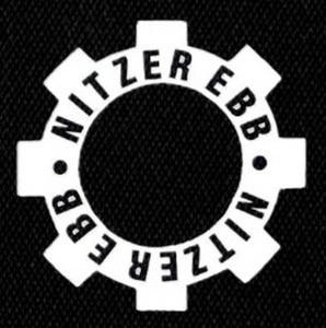"Nitzer Ebb Logo 5x5"" Printed Patch"