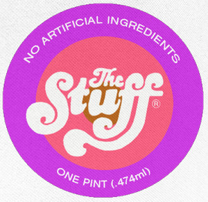 "The Stuff Label 4"" Color Patch"