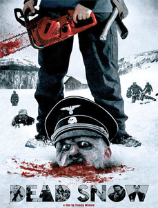 "Dead Snow 4x5.25"" Color Patch"