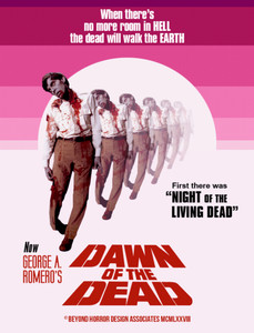 "Dawn of the Dead 4x5.25"" Color Patch"