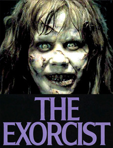 "The Exorcist 4x5.25"" Color Patch"