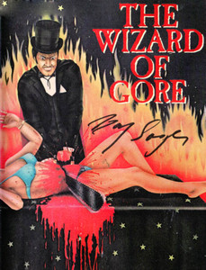 "The Wizard of Gore 4x5.25"" Color Patch"