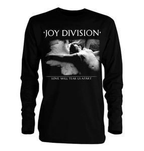 Joy Division Love Will Tear Us Apart Long Sleeve T-Shirt