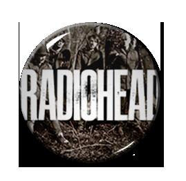 "Radiohead 1"" Pin"