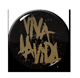 """Coldplay - Viva la Vida 1"""" Pin"""