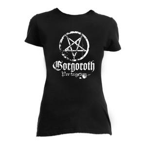 Gorgoroth - Pentagram Blouse T-Shirt