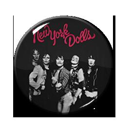 "New York Dolls 1"" Pin"