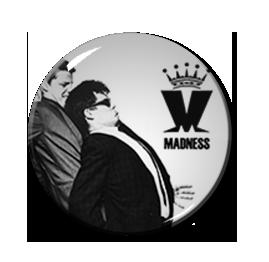 """Madness 1"""" Pin"""