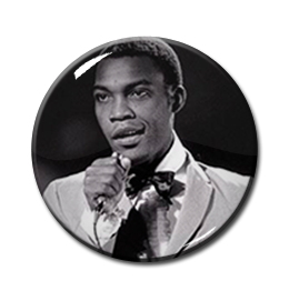 "Desmond Dekker - King of Ska 1"" Pin"