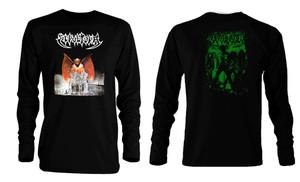 Sepultura Morbid Visions Long Sleeve T-Shirt