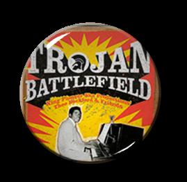 """Trojan Battlefield 1"""" Pin"""
