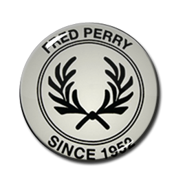 "Fred Perry - Since 1952 1"" Pin"
