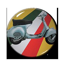 "Lambretta Italy 1"" Pin"