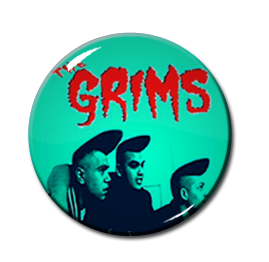 "The Grims 1.5"" Pin"